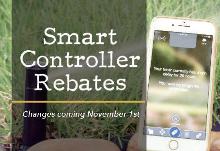 Changes Coming to Smart Controller Rebate